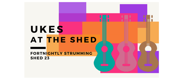 Ukes At The Shed