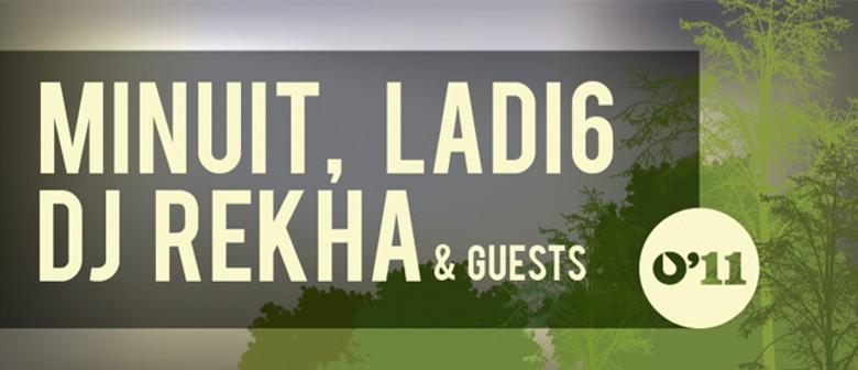 OUSA Presents Minuit, Ladi6, DJ Rehka (USA) & More