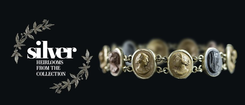 Silver: Heirlooms From the Collection Exhibition