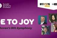 DSO -Ode To Joy - CANCELLED: CANCELLED