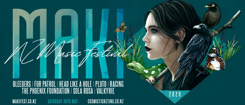 Maki NZ Music Festival: CANCELLED