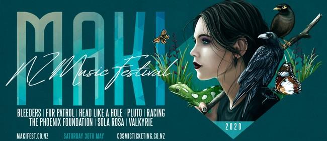 Maki NZ Music Festival: CANCELLED