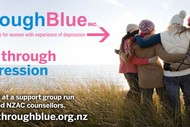 ThroughBlue: Support Group 4 Women With Depression