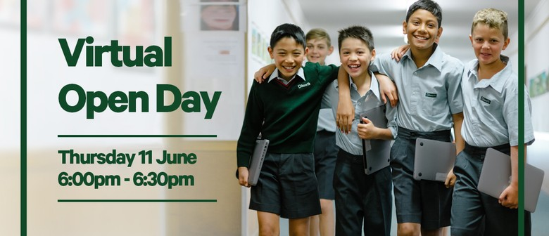 Dilworth Virtual Open Day