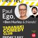 Taranaki Comedy Club - July