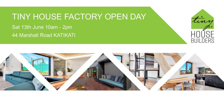 Tiny House Factory Open Day