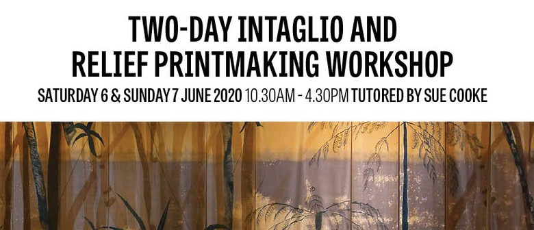 Two-Day Intaglio and Relief Printmaking Workshop