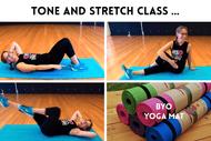 Wellington Dance, Tone and Stretch Class