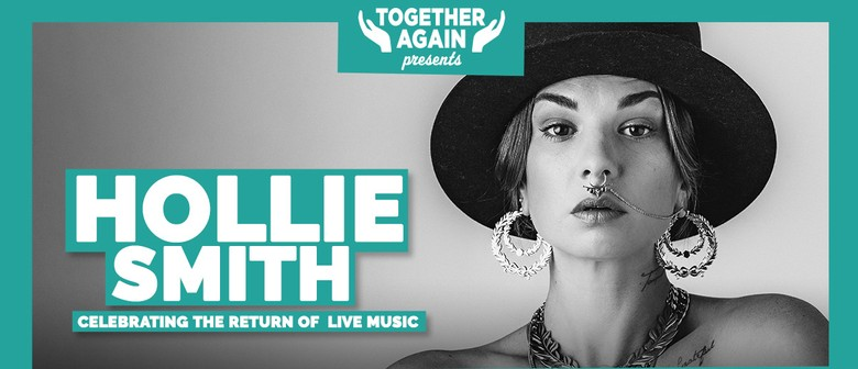 Together Again - Hollie Smith: SOLD OUT