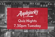 Applejack's Quiz Night