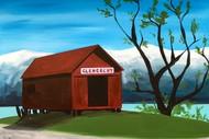 Paint and Wine Night - Glenorchy - Paintvine