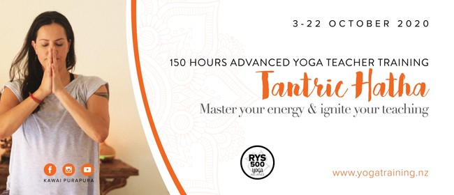 Tantric Hatha - Advanced Yoga Teacher Training