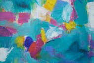 Serious Colour; latest works by Gina Guerin