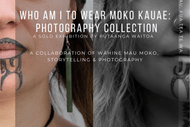 Who Am I to Wear Moko Kauae - Extended