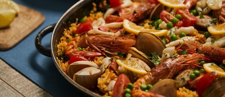 Cooking Class - Coastal Spanish Seafood