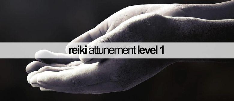 Reiki Usui - Level 1 Workshop & Attunement