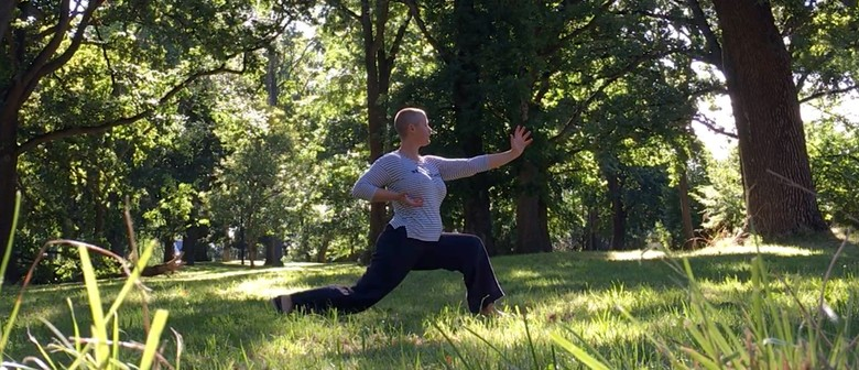 Qigong for Stress Relief - Live Online