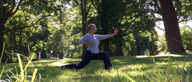 Qigong for Stress Relief - Live Online: SOLD OUT