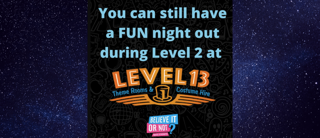 Quiz night at Level 13