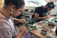Carving Workshop Tours.