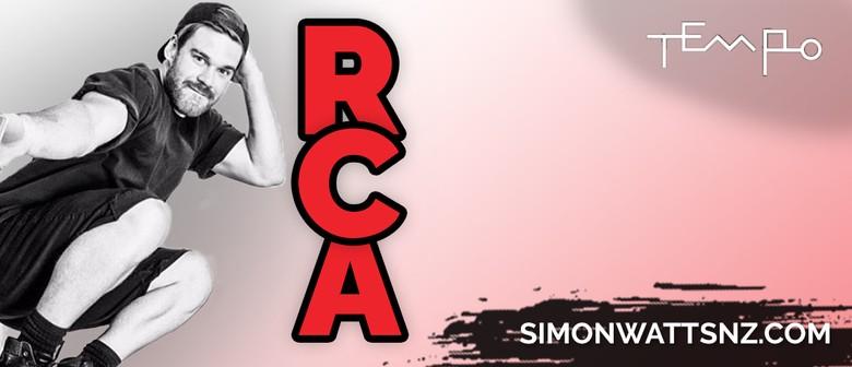 RCA - Simon Watts and Tempo Dance Festival