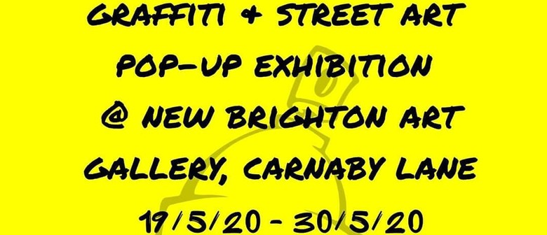 Graffiti and Street Art Exhibition