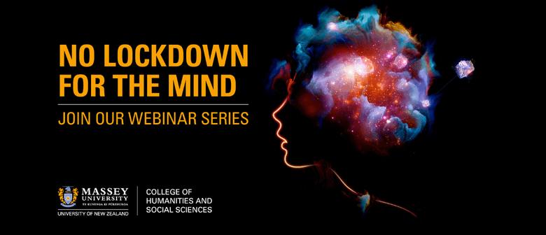 No Lockdown for The Mind - Webinar Series