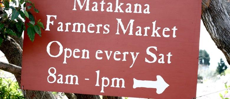 Matakana Village Farmers Market