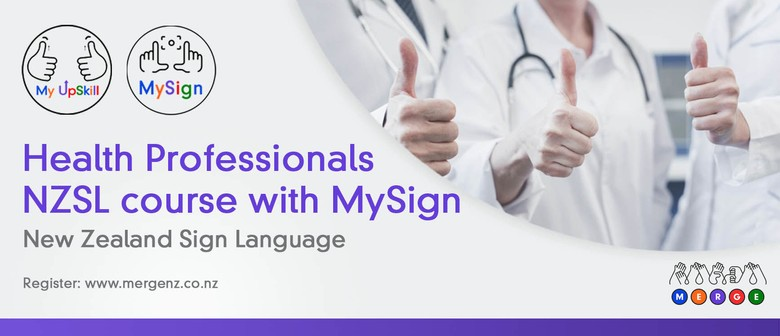 MySign NZSL for Health Professionals - Part 1