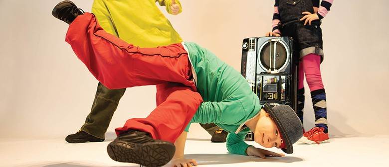 Street Dance Battle July Holiday Programme (Ages 8+)