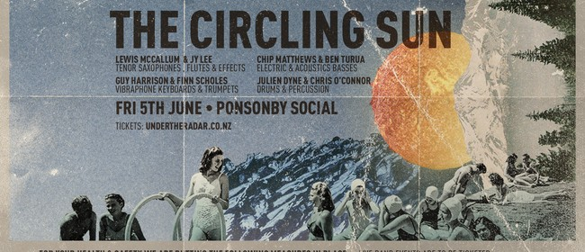 The Circling Sun back at Ponsonby Social