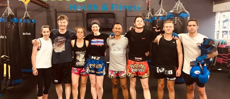 Trial Kick Boxing Class