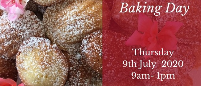 Children's Cooking Class -  Baking Day: CANCELLED