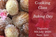 Children's Cooking Class -  Baking Day