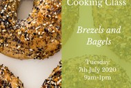 Children's Cooking Class - Brezels and Bagels: CANCELLED