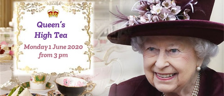 Queen's High Tea Party - SOLD OUT: SOLD OUT