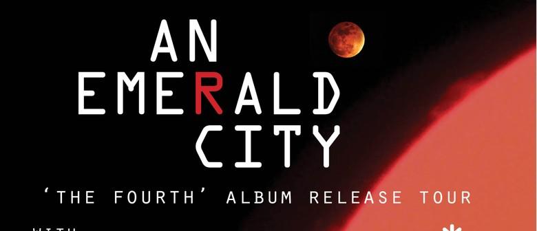 An Emerald City Album Release + The Checks and Kitsunegari