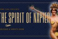 The Spirit of Napier: Burlesque & Variety Show