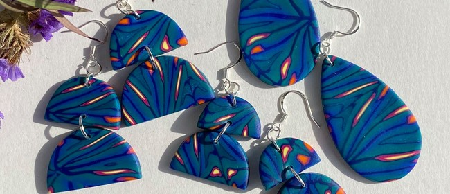 Clay Earring Workshop- Level 2 Hosted By Dripped With Honey