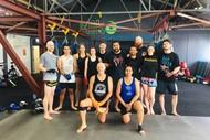 Trial Kickboxing Class