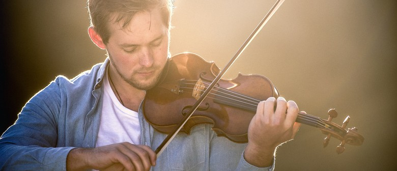 Jonathan Tanner (Violin) and Anna Maksymova (Piano)