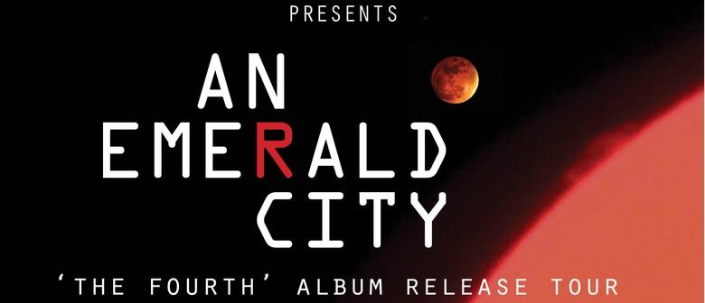 An Emerald City Album Release + Alizarin Lizard