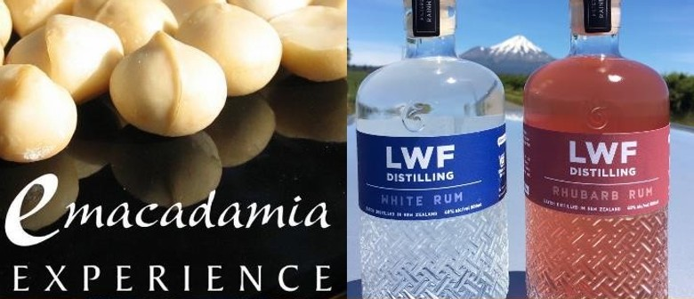 LWF Distilling & Emacadamia Tour and Tastings