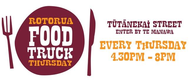Rotorua Food Truck Thursday