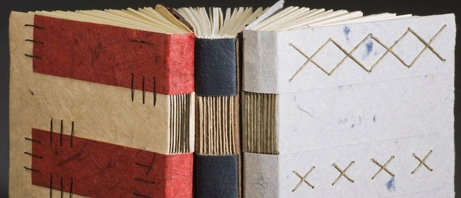 Cross Structure Book Binding Workshop