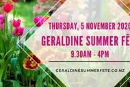 Geraldine Summer Fete