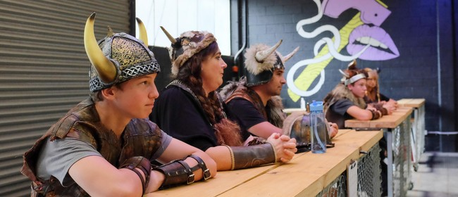 Kid & Parent Axe Throwing Tournament