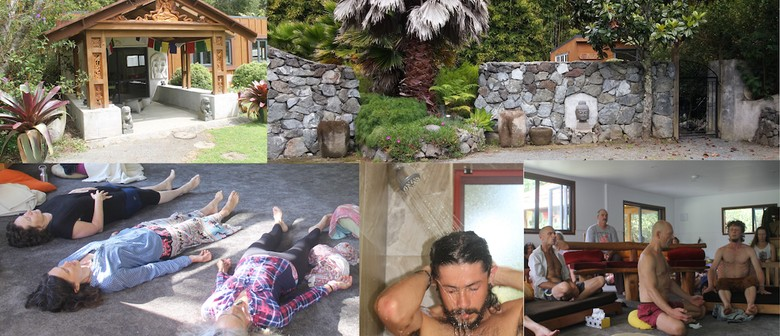 IAM Breathing Method Retreat - 4 Day - November