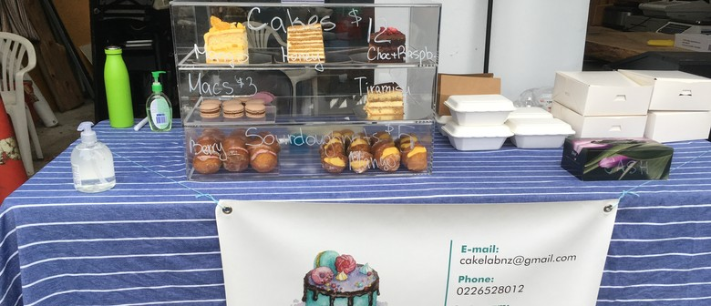 CakeLabNZ at Featherston Weekly Market