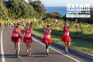Oxfam Trailwalker New Zealand 2021